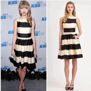"Kate Spade ""Carolyn"" Colorblock Dress 8"